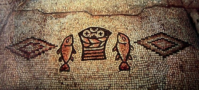 Fish are one of the earliest Christian symbols.