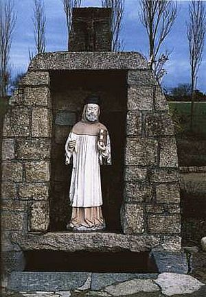 St. Herveus of Plouvien. Lanhouarneau