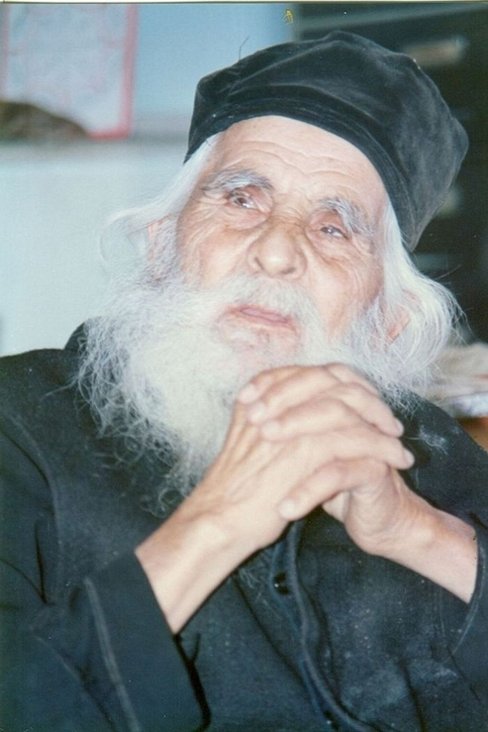 Elder Theophylaktos of New Skete