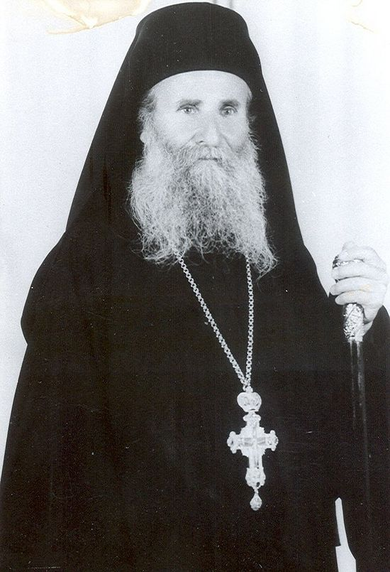 On March 25, 1978 he was enthroned as abbot