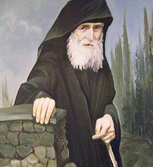 Преп. Паисий Святогорец