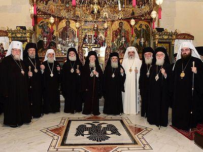 О статусе Собора на Крите