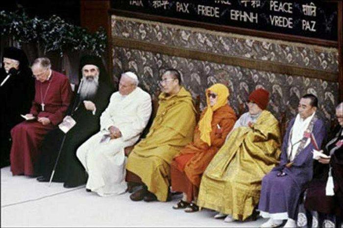 Всерелигиозная конференция, Ассизи, 1986 г.