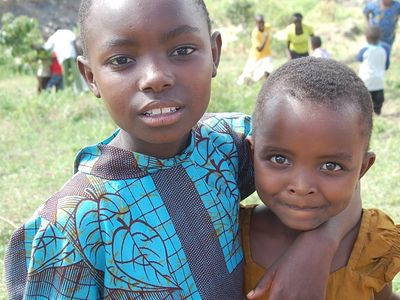 """Serving the Least of the Brethren: the Missionary Work of """"Orthodox Africa"""""""