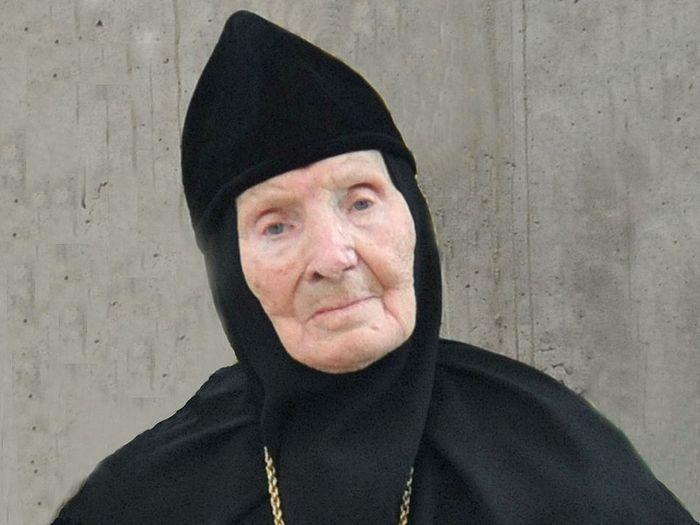 Матушка Севастиана