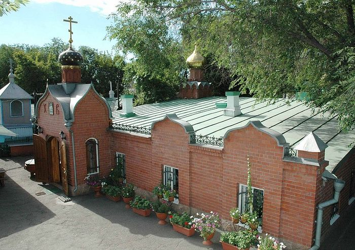 Богородице-Рождественский женский монастырь в г. Караганда