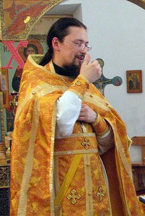 Priest Valentin Terekhov