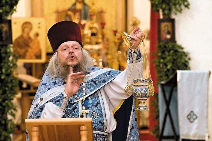 Протоиерей Андрей Горячев