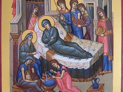 Слово на Рождество Иоанна Предтечи