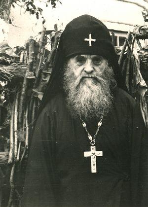 Преподобный Серафим (Романцов)