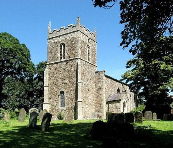 St. Etheldreda's Church in West Halton, Lincolnshire