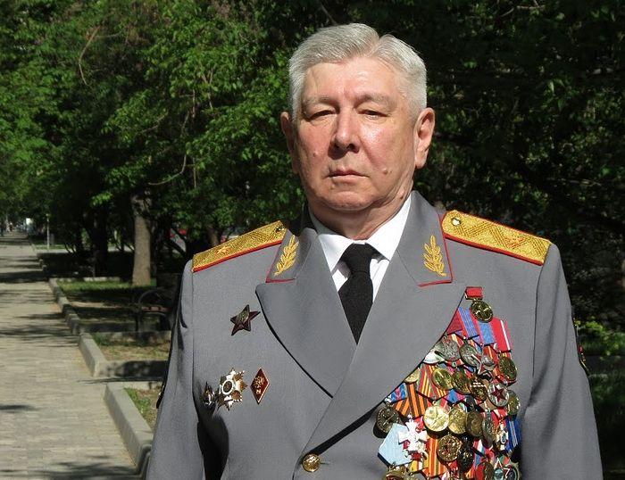 Khurshed Ishonkulovich Numanov
