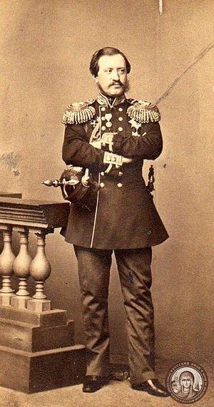 Граф Н. П. Игнатьев, 1860-е годы