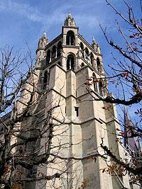 Лозанна. Кафедральный собор.