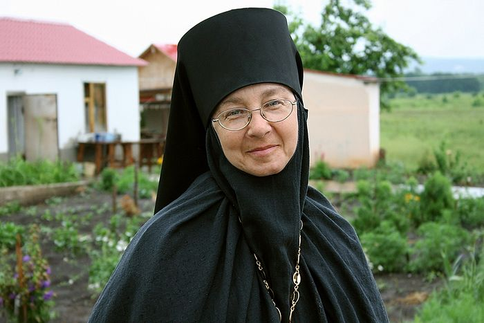 Матушка Анастасия 2006