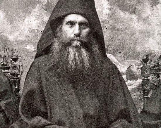 Преподобни Силуан Атонски