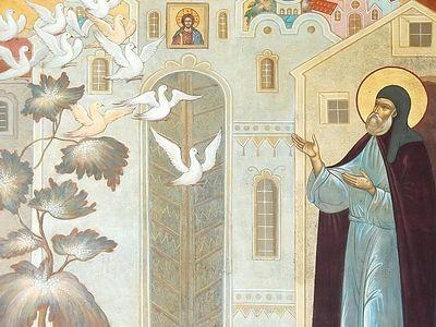 Преподобный Сергий Радонежский (+ВИДЕО)
