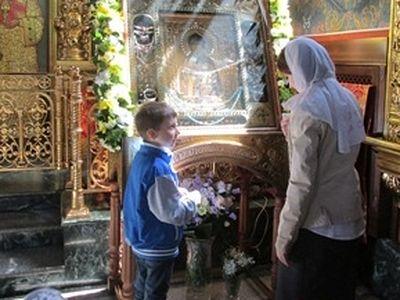 О храме и сестричестве в честь многодетной Евфросинии Московской
