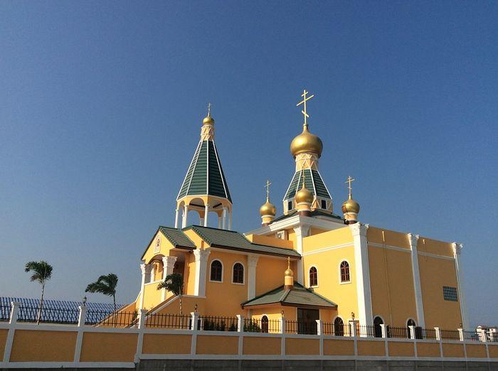 Храм Святых Царственных Страстотерпцев в г. Хуахине