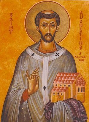 Свт. Августин Кентерберийский