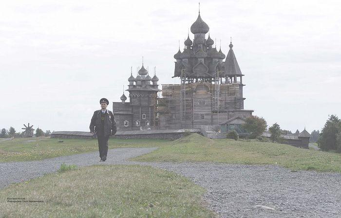 Кижский Погост. Фотография Ольги Зарочинцевой