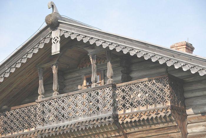 Музей Семёнково. Фотография Ольги Толстиковой