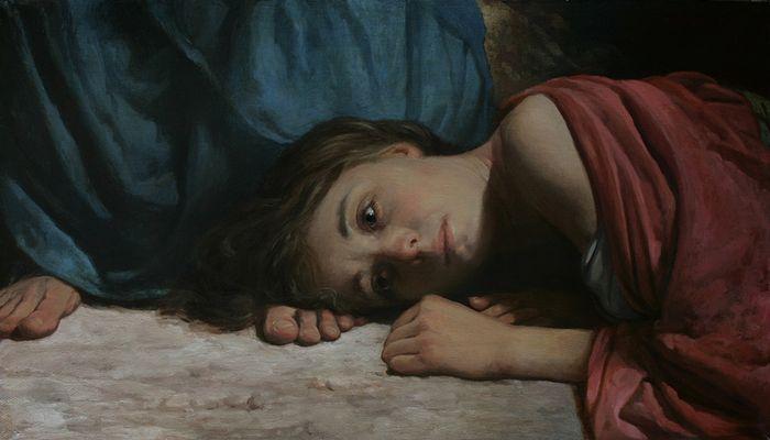 Христос и грешница. 2011. Миронов Андрей Николаевич