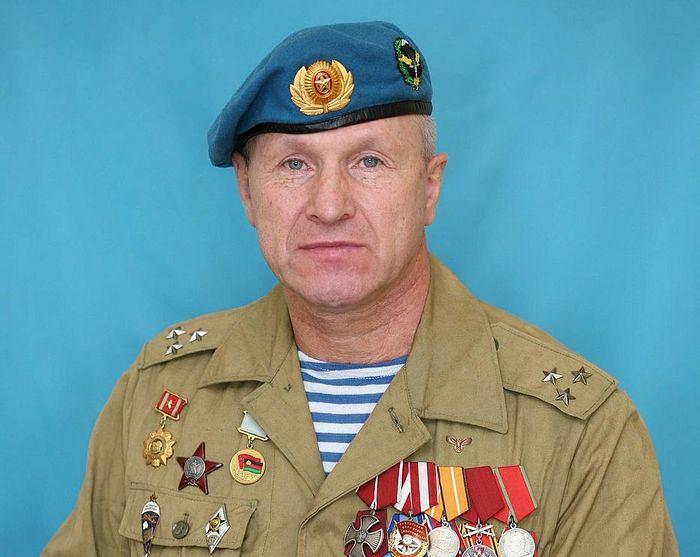 Генерал-майор Владимир Олегович Сидельников