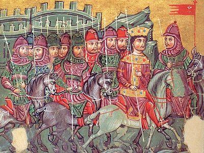 Воинство Византии (+ВИДЕО)