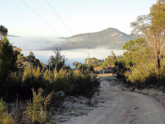 Введенский скит в австралийских горах