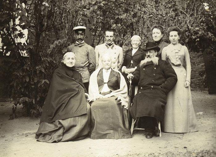 Семья Федора Тютчева