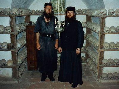 «Я видел монахов»