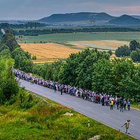 Всеукраинский крестный ход: 100 фотографий