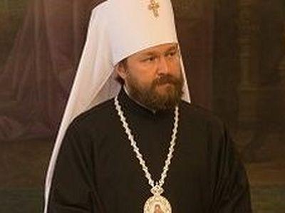 Выступление на межхристианских собеседованиях между представителями Русской Православной Церкви, Сербской Православной Церкви и Римско-Католической Церкви в Словении