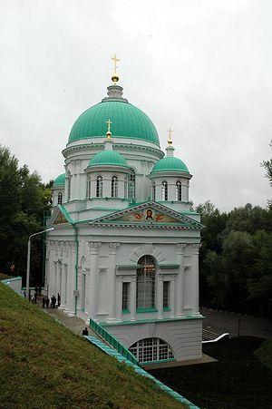 Храм в честь Усекновения главы св. пророка Иоанна Предтечи