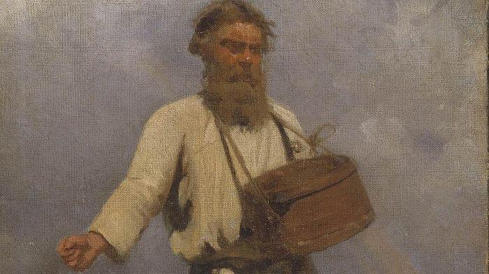 Занимающегося сельскохозяйственным трудом священника было невозможно отличить от обычного крестьянина. Фото: DIOMEDIA