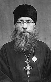 Архимандрит (будущий епископ) Вениамин (Милов)