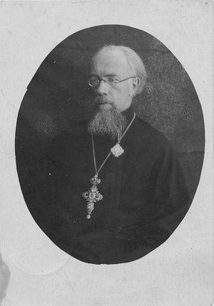 Архимандрит Вениамин (Милов). Джамбул. 1951 г.