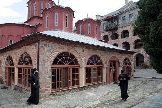 Манастир Кутлумуш Атон