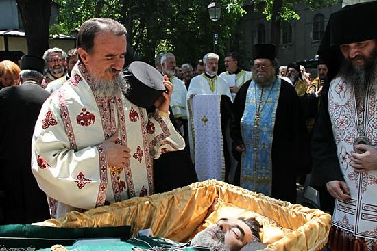 A Few Brief Comments on The Funeral Rites for Orthodox