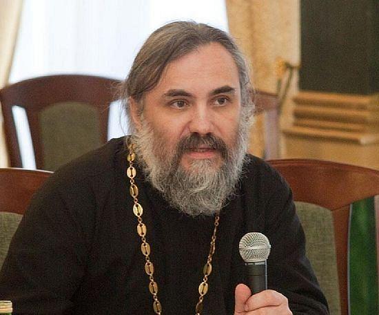 Archpriest Maxim Obukhov