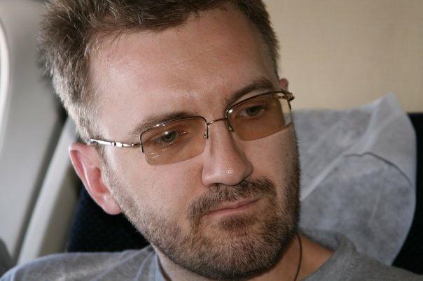 Петр Гудков