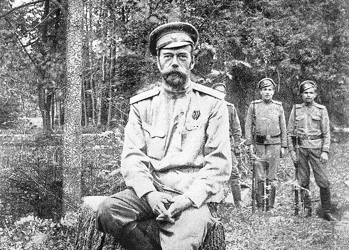Святой Император Николай II в ссылке