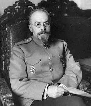 Доктор Евгений Сергеевич Боткин