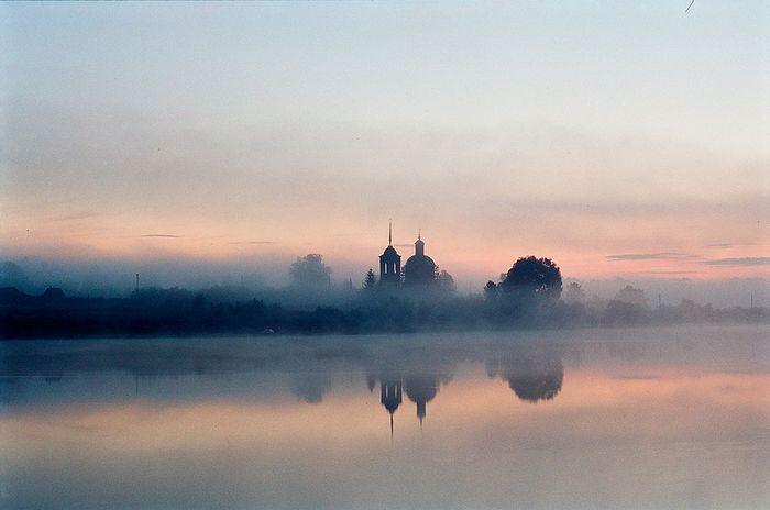 Село Удельные Уты. Фото: Владимир Безгрешнов / photographer.ru