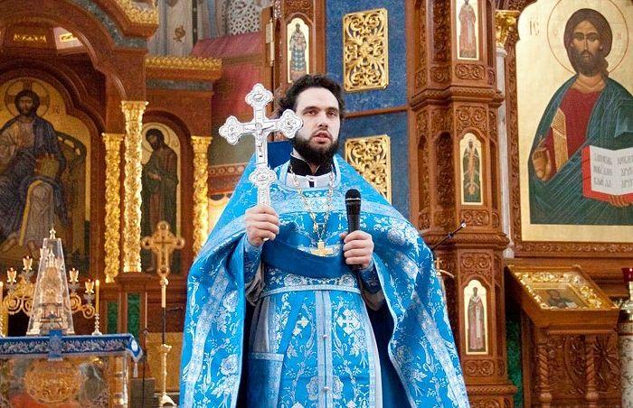 Священник Михаил Семенов