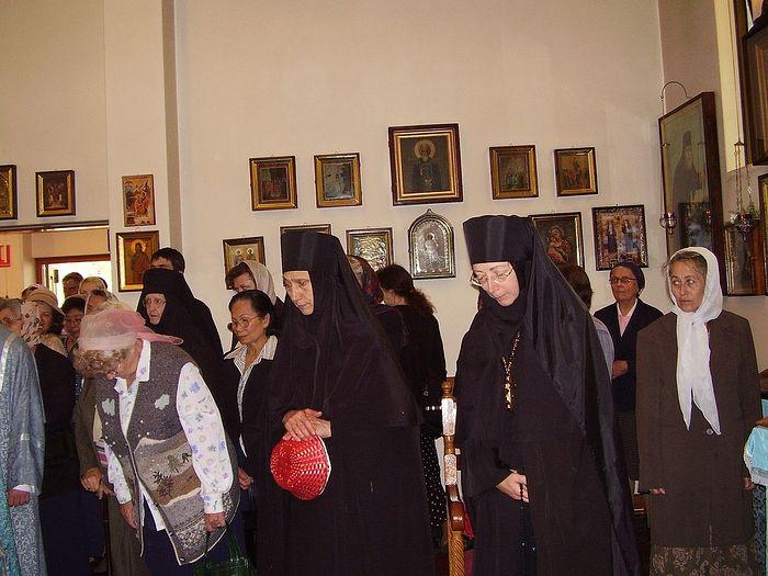 Матушка Мария с сестрами