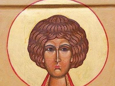 В женском монастыре в Бурятии замироточила икона святого великомученика и целителя Пантелеимона