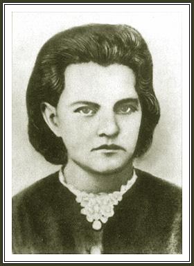 Анна Степановна Гриневская, мать писателя