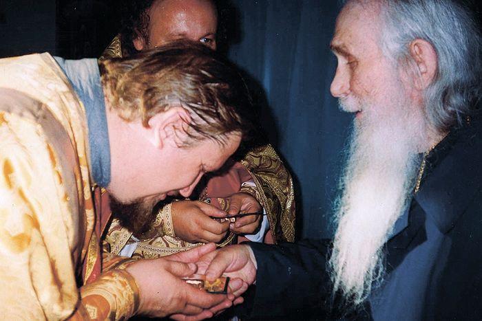 Благословение старца Кирилла